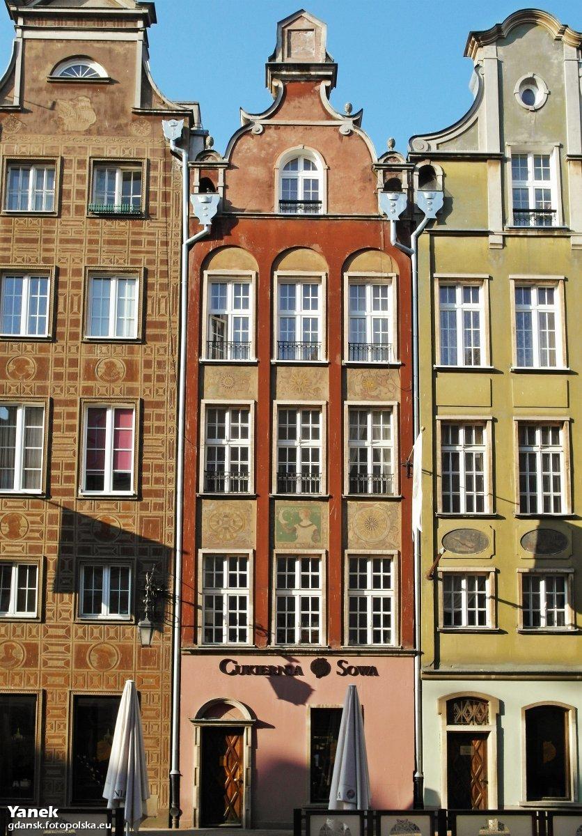 Wohngebäude Strasse